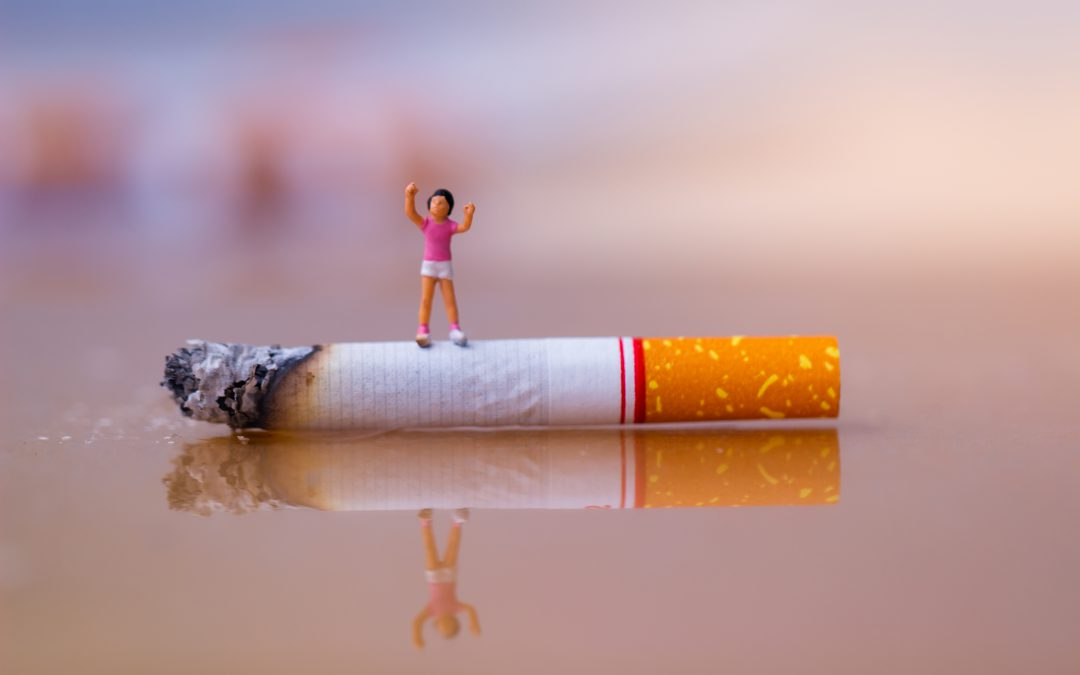 The Mental Effect on Children that have a Parent that Smokes